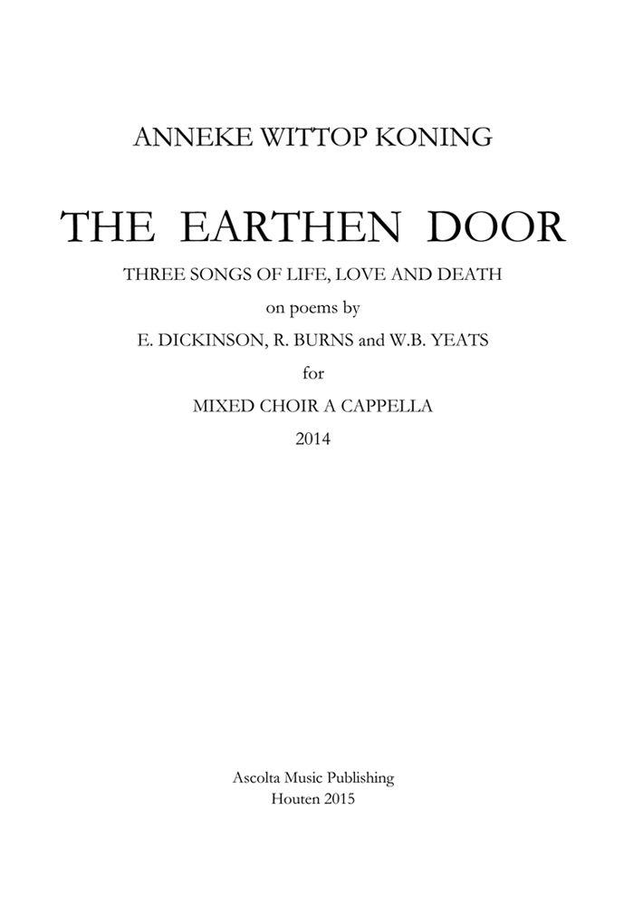 The Earthen Door
